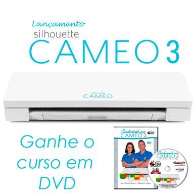 Máquina de Recorte Silhouette Cameo 3 - 3t co. 72451b0d09