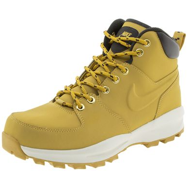Bota Masculina Manoa Leather Nike - 454350 Am.. b9d3bf2dc4b