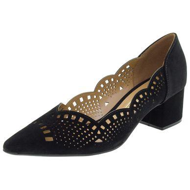 ce7c44d900 Sapato Feminino Salto Baixo Vizzano - 1220227.