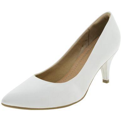 4ba2c6209 Sapatos Femininos - Scarpin Salto Alto e Baixo