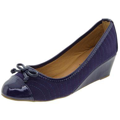 4c3805aa60 Sapato Feminino Anabela Marinho Fiorella - 16.