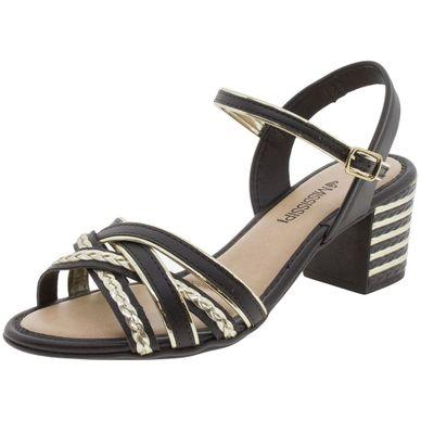 e13876e99 Sandália Salto Médio com ótimos preços | Clovis Calçados