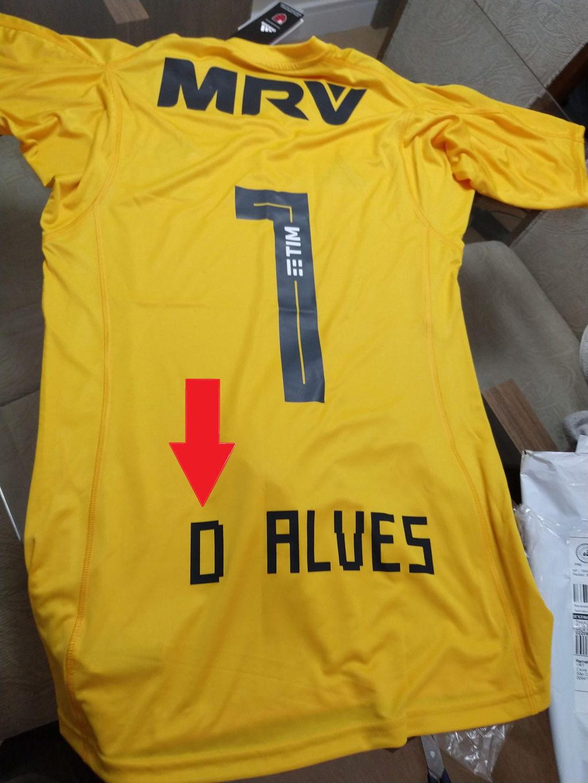 2e8d74d08f Camisa Flamengo Goleiro 1 Adidas 2018 - flamengo