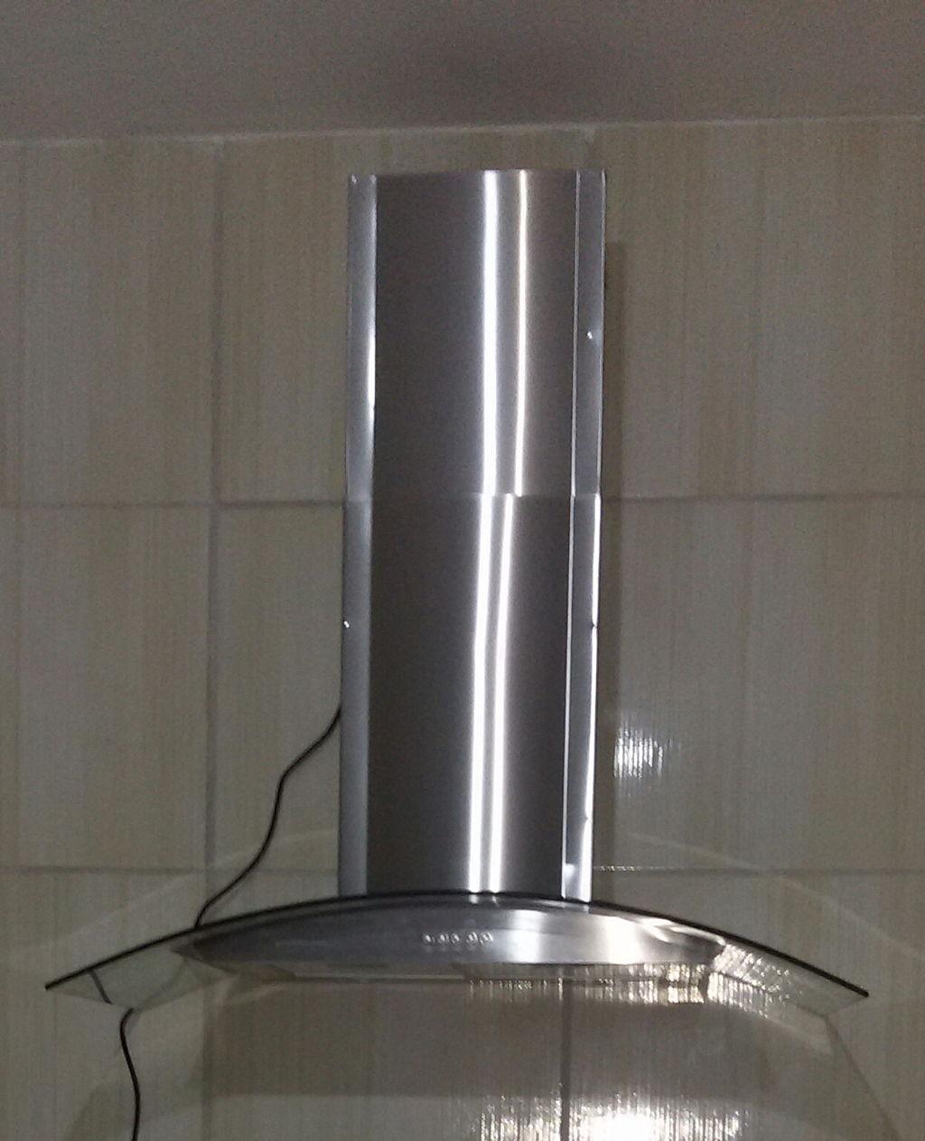 Coifa De Parede Cadence Gourmet Vidro 90cm Cadence ~ Balança De Cozinha Digital Aarmario De Cozinha Janaina