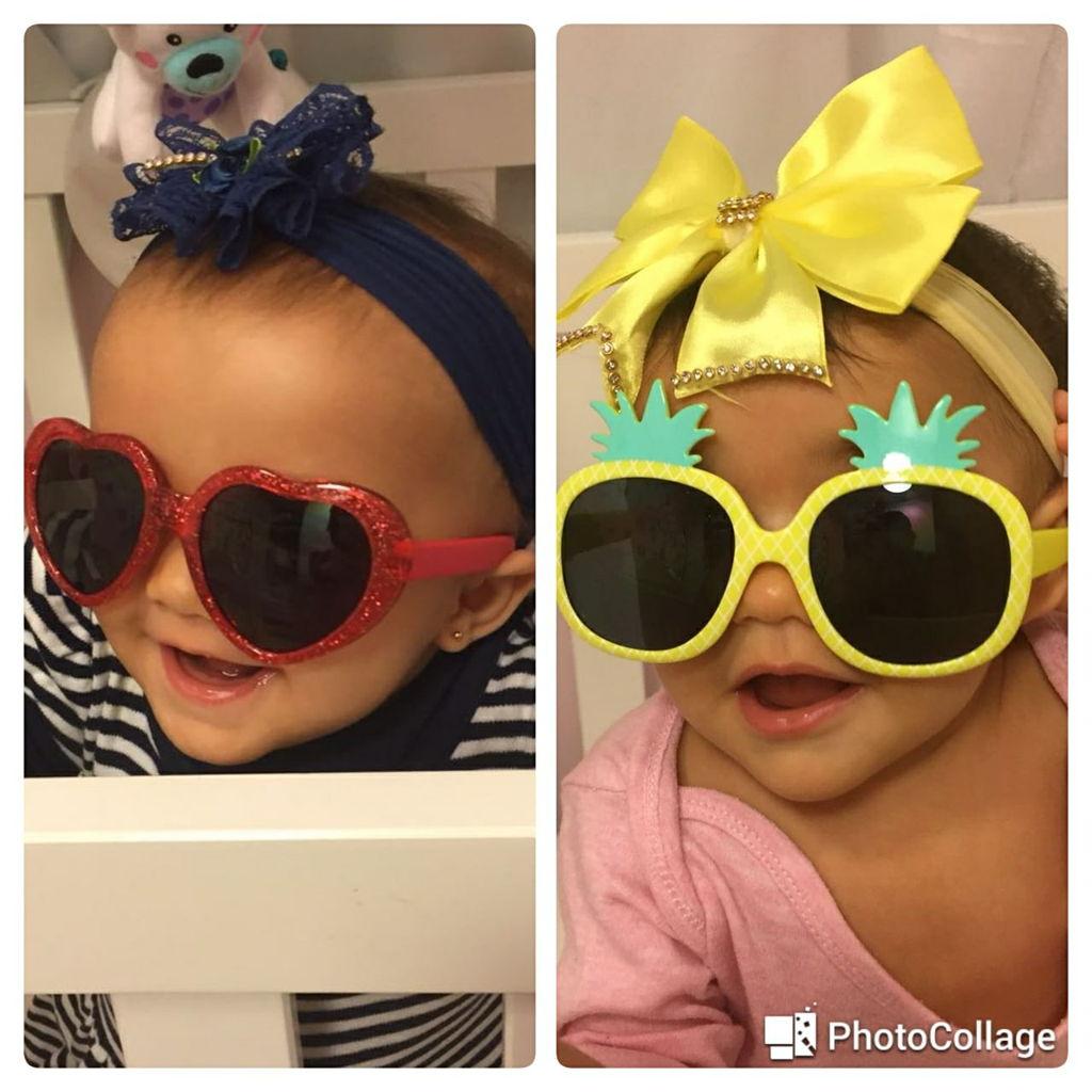 Oculos de Sol para Meninas - Tam 0-24 meses Vitrine Baby b631626687