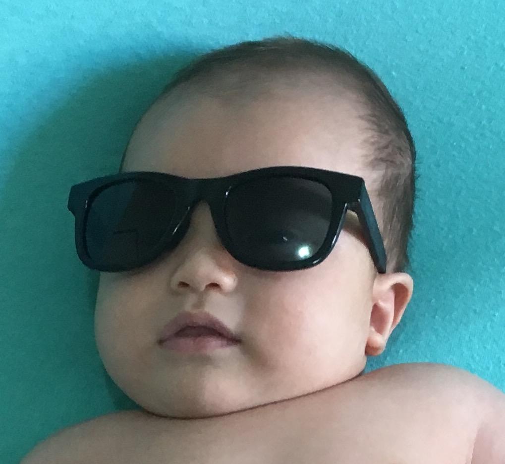 Oculos de Sol Carters Masculino - Tam 0-24 meses Vitrine Baby 1600986594