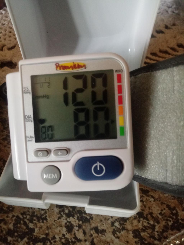de13381b2 Aparelho de Pressão Premium Automático de Pulso BPLP200 - Medidores ...