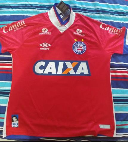 Camisa Umbro Bahia III 2017 - Loja EC Bahia Oficial 0feb5588d04b0