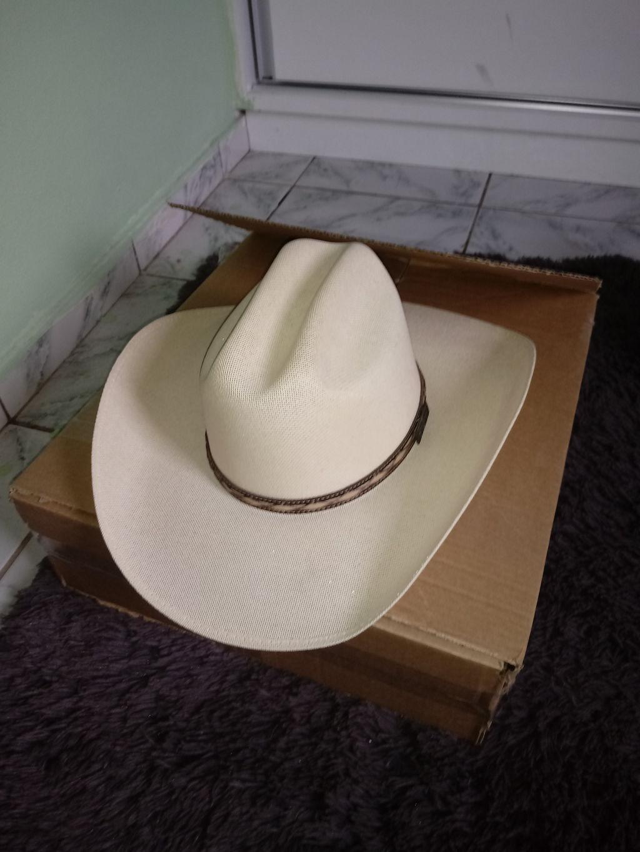 Chapéu Americano Country Natural Texas Diamond 23005 - Rodeo West 9048c25dc3f