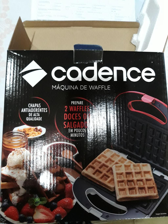 e3b3d56b9 Máquina de Waffle Cadence WAF100 - Havan Mobile