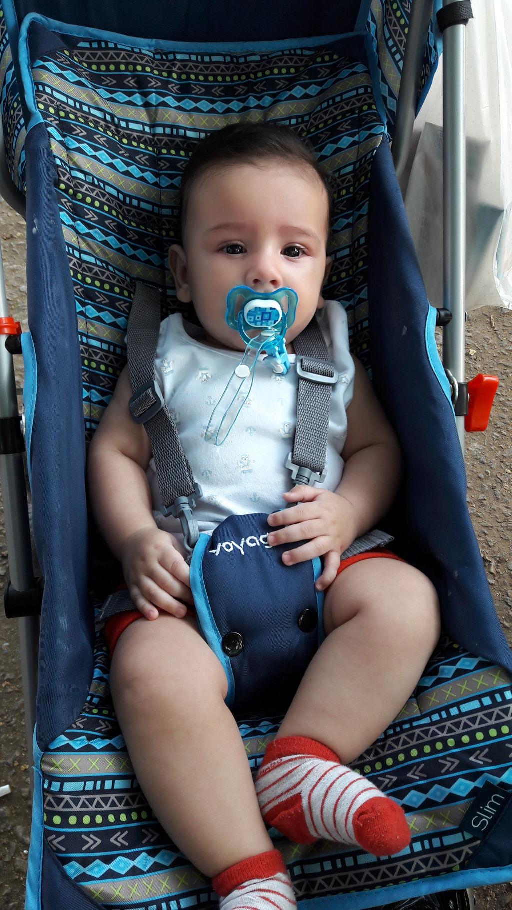c4a7321f4 Carrinho de Bebê Umbrella Slim Azul - Voyage - Carrinhos para ...